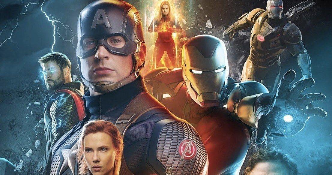 New Avengers: Endgame Trailer Brings the Heroes Back to