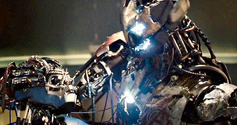 James Spader Talks Ultron and Avengers 2 Motion Capture Process
