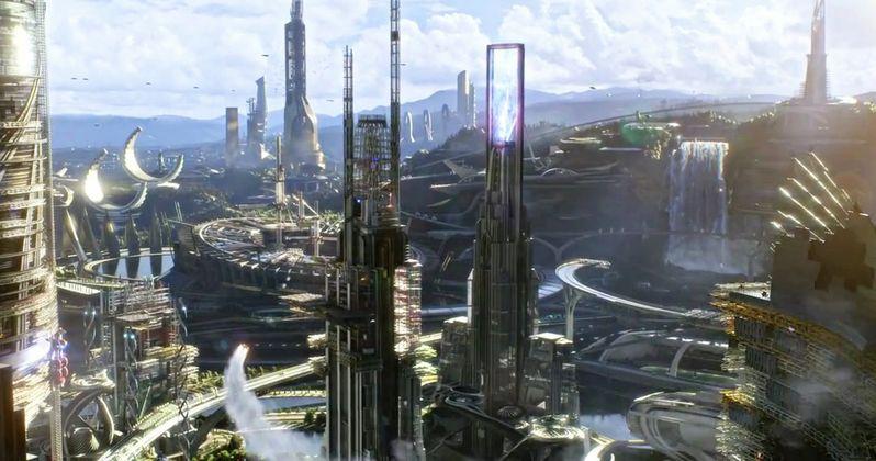 Disney's Tomorrowland Super Bowl Trailer Arrives