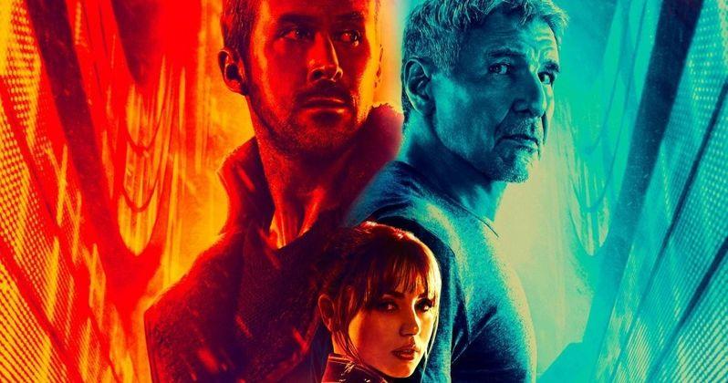Blade Runner 2049 Poster Threatens to Break the World