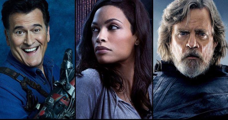 Netflix's Last Kids on Earth Gets Mark Hamill, Rosario Dawson, & Bruce Campbell