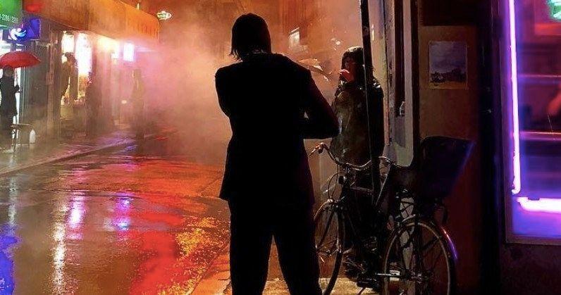 First Look at Keanu Reeves as John Wick 3 Begins Shooting
