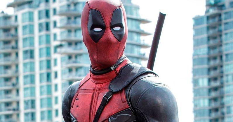 Deadpool TV Spot Reveals the Money Shot