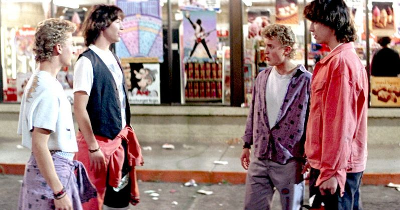 Bill & Ted 3 Story Details Tease Multiple Bill and Teds