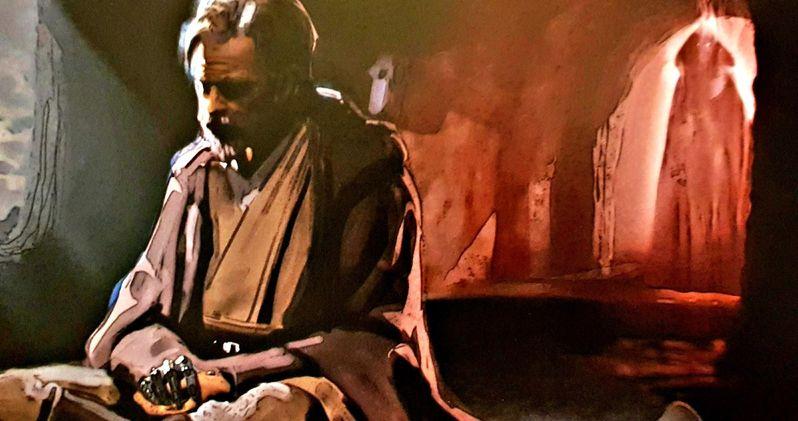 Luke's Final Scene in The Last Jedi Explained