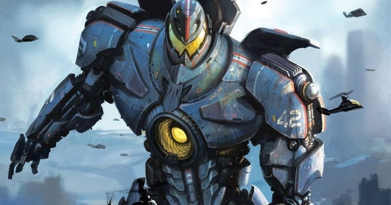Pacific Rim 2 Officially Delayed, But Is Still Happening