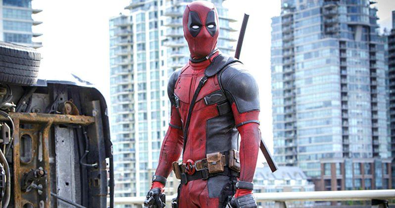 Deadpool Photo & Funko Pop Comic Con Exclusives Revealed