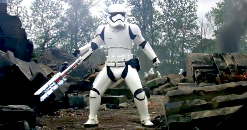 TR-8R Stormtrooper's True Identity Confirmed in Star Wars: The Force Awakens