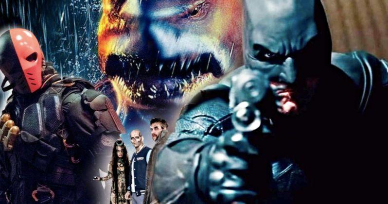 Will Batman Return in The Suicide Squad? James Gunn Has an Answer