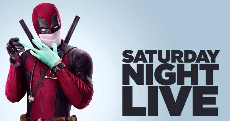 Deadpool Spoofs Kanye, Explains Why He'll Never Host SNL