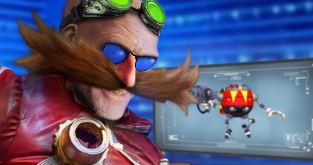 Sonic The Hedgehog Leak Reveals Jim Carrey As Dr Robotnik