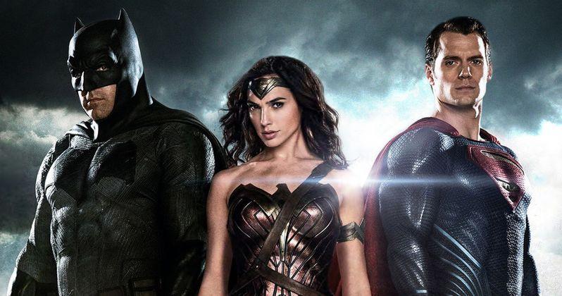 The Bat Is Dead in New Batman v Superman Clip