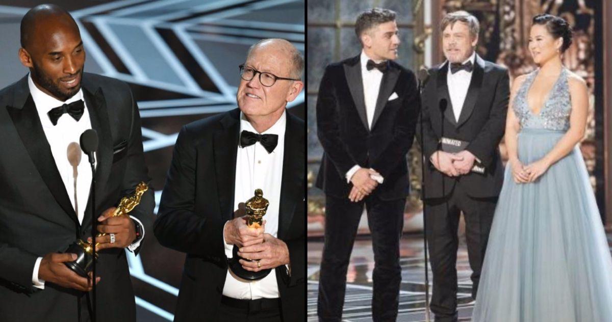 Mark Hamill Fondly Recalls Giving Kobe Bryant His Oscar