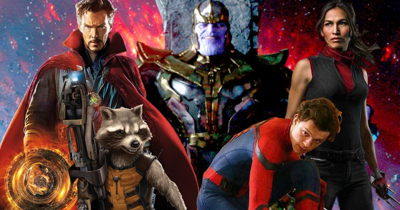 Avengers: Infinty War Has Unexpected Marvel Team-Ups Says Feige