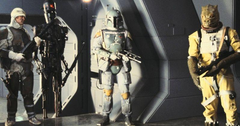 Canceled Boba Fett Movie Included Empire Strikes Back Bounty Hunters