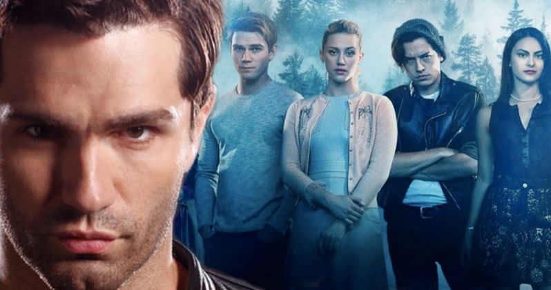 Riverdale Season 4 Gets Supergirl Star Sam Witwer as Mr. Chipping