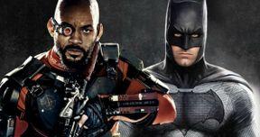 Batman Solo Movie Getting Will Smith's Deadshot?