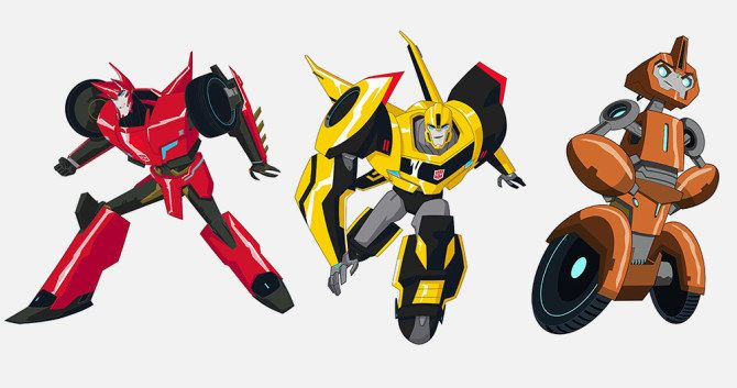 Transformers: Robots in Disguise Coming to the Hub in Spring 2015