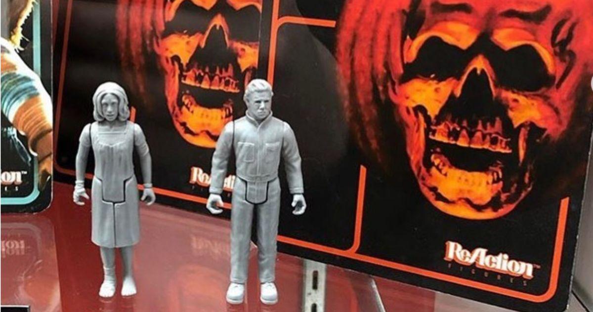 Web Com Reviews >> Super7's Halloween II ReAction Figures First Look Includes Battle-Damaged Laurie Strode