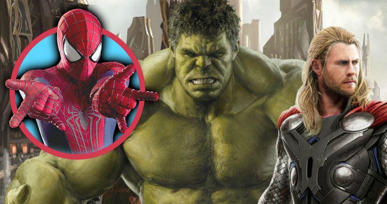 Will Spider-Man Meet Hulk & Thor in Ragnarok?