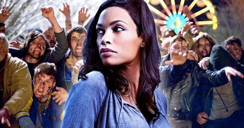 Zombieland 2 Brings in Rosario Dawson
