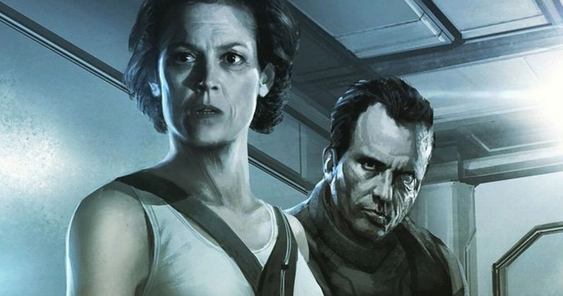 Prometheus 2 Is Stalling Alien 5 Because of Ridley Scott