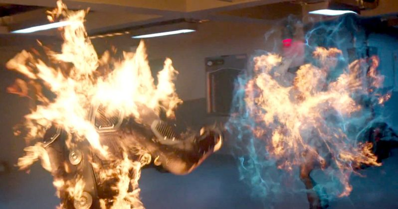 Fantastic Four Trailer Shows Human Torch & Invisible Woman in Action!