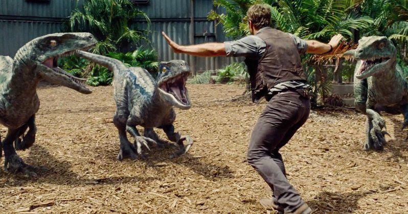 Jurassic World 2 Is Darker and Scarier Says Chris Pratt