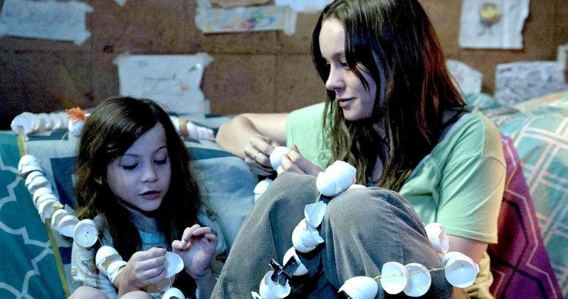 Room Trailer #2: Brie Larson Plans a Desperate Escape