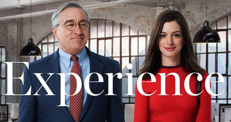 The Intern Trailer #2 Teams Robert de Niro & Anne Hathaway