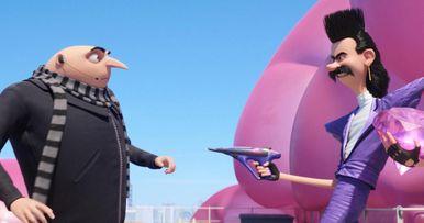 Despicable Me 3 Review: Trey Parker's Villain Steals the Show
