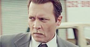Studio Is Being Sued Over Johnny Depp's Unreleased Biggie & Tupac Movie