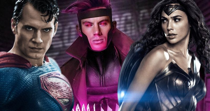 Did Channing Tatum Exit Gambit for a DC Movie?