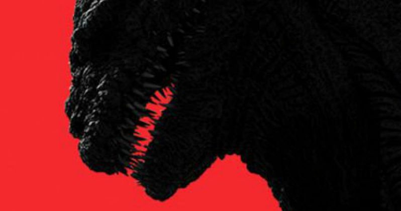 Godzilla: Resurgence Gets a U.S. Release Date and Poster