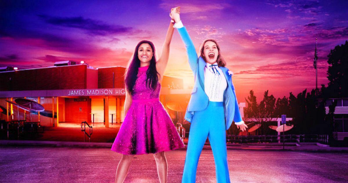 Трейлер фильма Райана Мерфи о выпускном бале приносит Netflix бродвейский успех в этот праздничный сезон