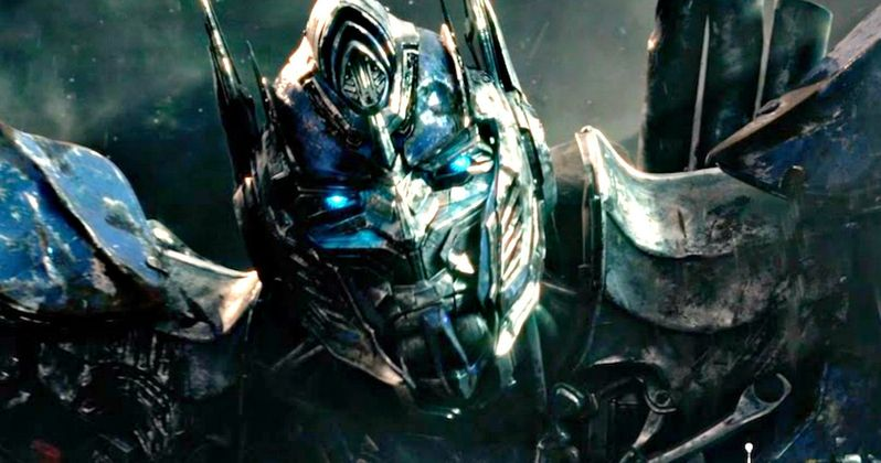 Transformers: The Last Knight Trailer Is Here and It's Crazy