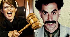 Sarah Palin Calls Sacha Baron Cohen Sick & Evil, Rails Against His New Show