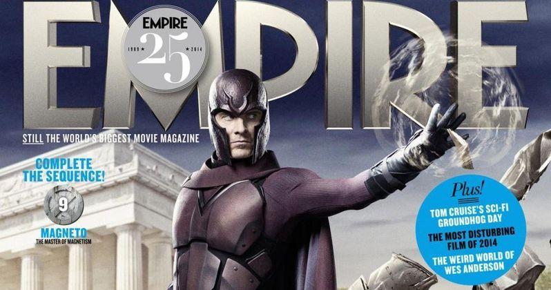 Ten X-Men: Days of Future Past Empire Magazine Covers