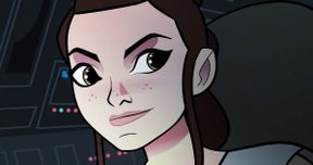 Star Wars: Forces of Destiny Shorts Return with Rey and Sabine