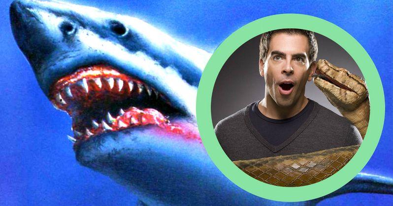 Eli Roth Directing Giant Shark Thriller Meg