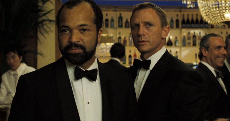 Jeffrey Wright Teases Felix's Return in James Bond 25