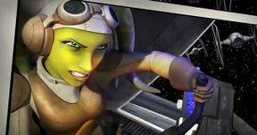 Star Wars Rebels Introduces Twi'lek Pilot Hera