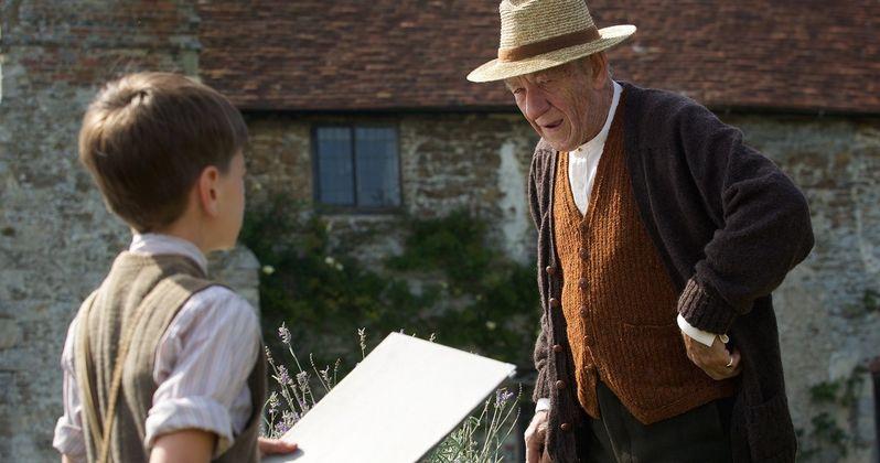Mr. Holmes Clip Introduces Ian McKellen as Sherlock