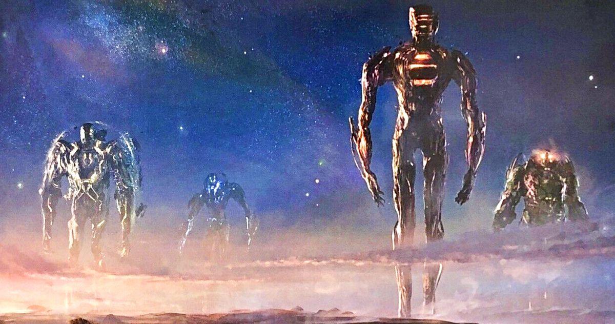 Eternals Is the Most Sci-Fi MCU Movie Ever Says Kumail Nanjiani