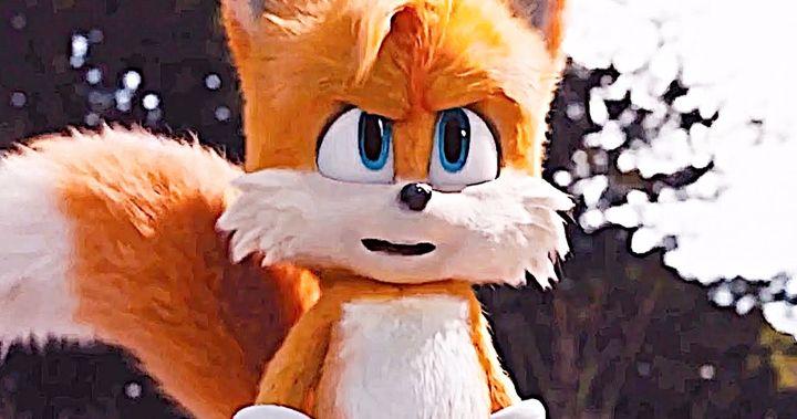 Knuckles Arrives In Sonic The Hedgehog 2 Fan Art