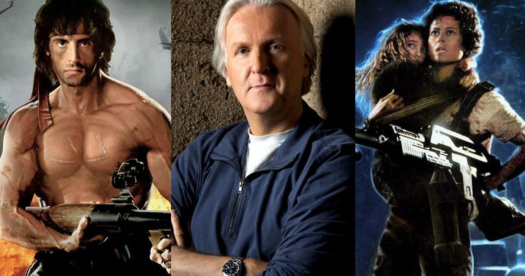 How Did James Cameron Write Rambo & Aliens at the Same Time?