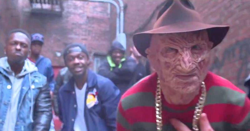 7 Freddy Krueger Music Videos You Must See on Halloween