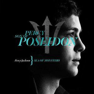 Percy Jackson: Sea of Monsters Logan Lerman Character Poster