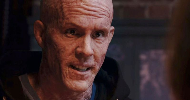 Deadpool Clip Reveals Blind Al; X-Files Parody Photos & New TV Spots