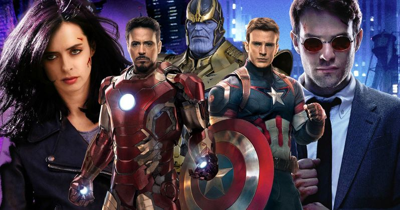 Will Netflix's Defenders Show Up In Avengers: Infinity War?